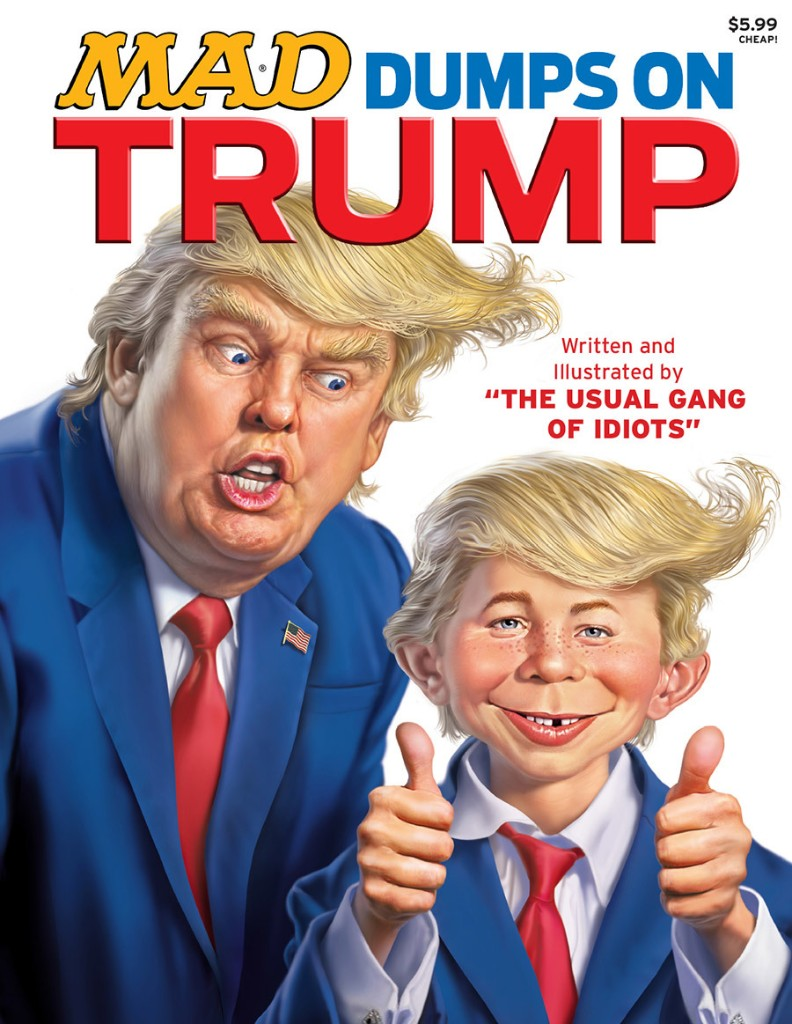 Trump the Carnie - cover