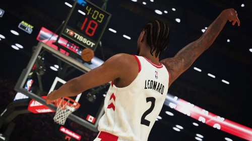'NBA 2K20' Player Ratings: 2K Live Stream Reveals Top-20 Stars, Top Rookies And More Screenshots