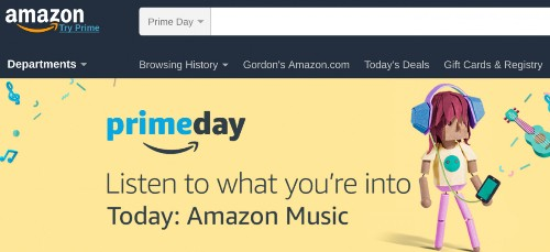 Amazon 'Prime Day' 2017 Deals Preview: Best Sales To Expect On Echo, Fire, Kindle, HDTVs