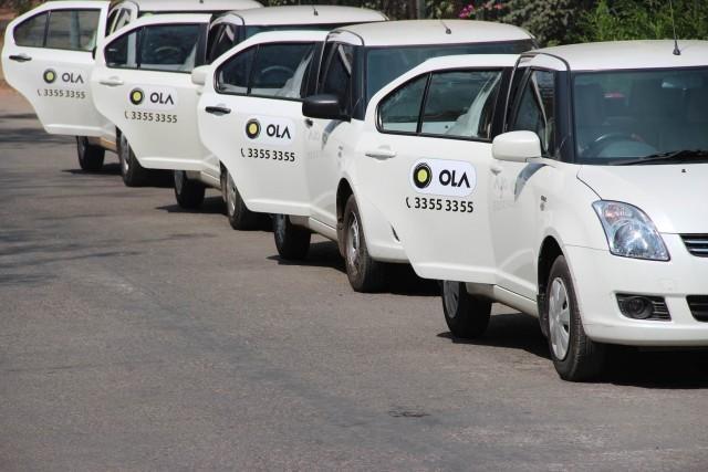 India's Cab-hiring App Market Growing At Breakneck Speed Despite Uber Setback