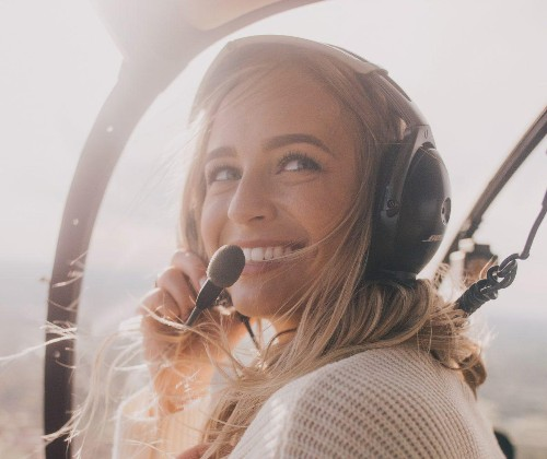 You'll Never Guess Which Country Has The Most Female Pilots