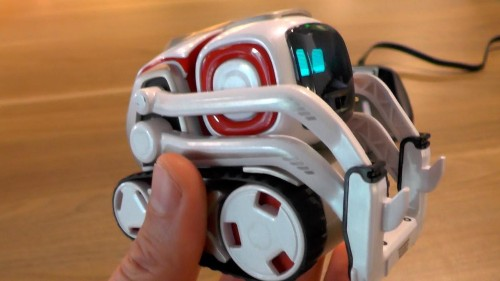 Within Seconds Cozmo Supersedes Other Robot Toys