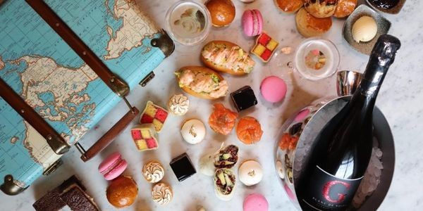 The Best (And Newest) Afternoon Teas In London This Summer