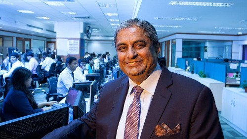 HDFC Bank's Aditya Puri Has Created India's Most Valuable Bank