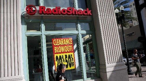 RadioShack Cuts The Cord After 94 Years, Files For Bankruptcy