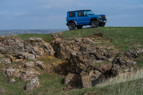 Suzuki's Jimny Excites U.S. Offroaders, But Probably In Vain