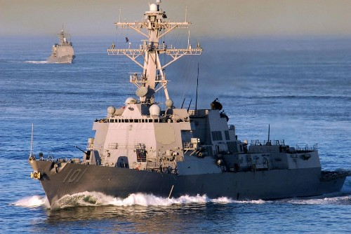 Coming To Naval Surface Warfare: A Revolution In Guns And Ammunition
