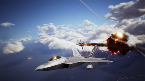 'Ace Combat 7' Looks Great In Latest Mission Playthrough Videos