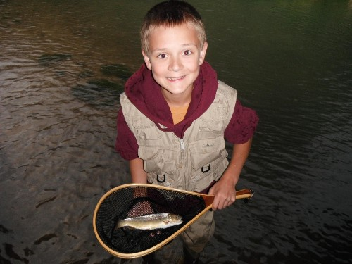 Praise And Trout: What I Learned Fly-Fishing With Charlie