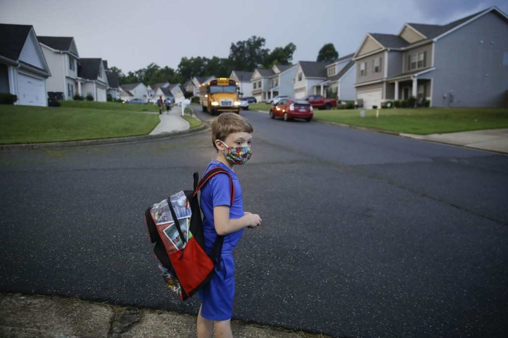 A Second-Grader Went Back To School And Tested Positive For Coronavirus The Next Day