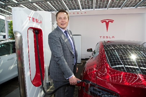 Tesla Patent Giveaway Spurs Speculation Of Possible Deal With BMW