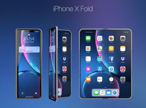 Apple's Foldable New iPhone Is Coming Together