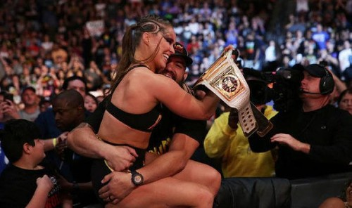 WWE Raw Results: News And Notes After UFC's Travis Browne Helps Ronda Rousey Go Rogue
