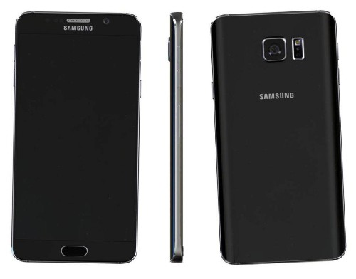 More Samsung Galaxy Note 5 Images Appear
