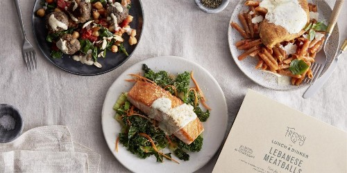 Food Still Hot: Why Investors Bet $21 Million On Freshly's Three-Minute Meals