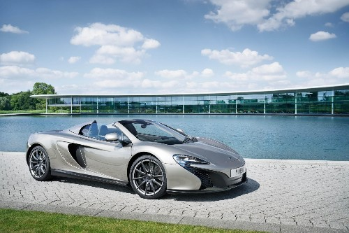 Designed For The Track And Developed For The Road: Test-Driving The Groundbreaking McLaren 650S Supercar