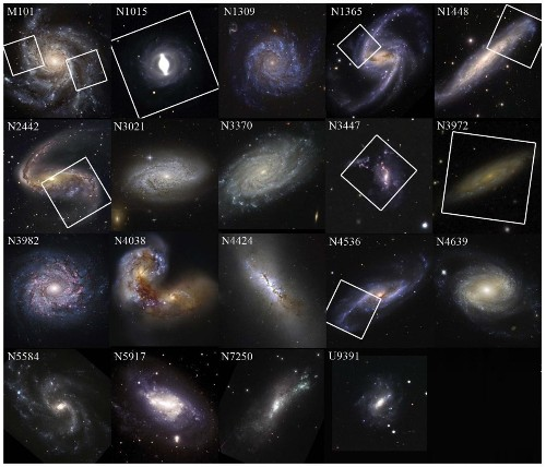 If Cosmology Is In Crisis, Then These Are The 19 Most Important Galaxies In The Universe