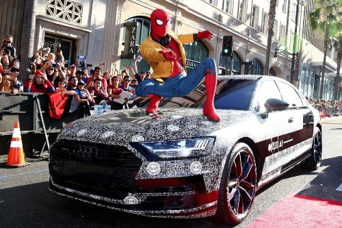 How Marvel Fuels Profits For Audi