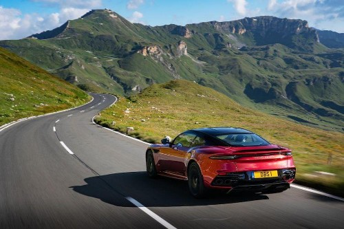 Aston Martin Road Trips, The Best Cruises for 2019, Anguilla's Comeback and More