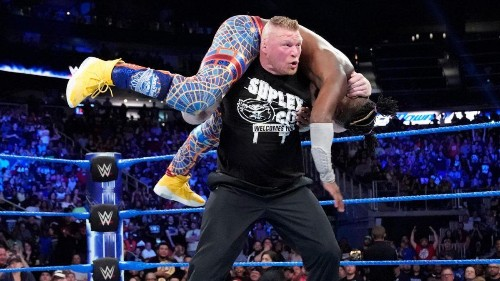 WWE SmackDown Live Results: News And Notes After Brock Lesnar Challenges Kofi Kingston For WWE Title