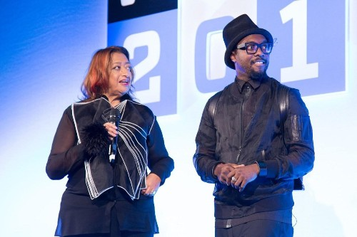 Will.i.am Enlists Zaha Hadid in Design Collaboration for New Wrist Wearable