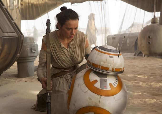 'Star Wars: The Force Awakens,' A Female-Led Superhero Movie, Will Be The Biggest-Grossing Film Ever