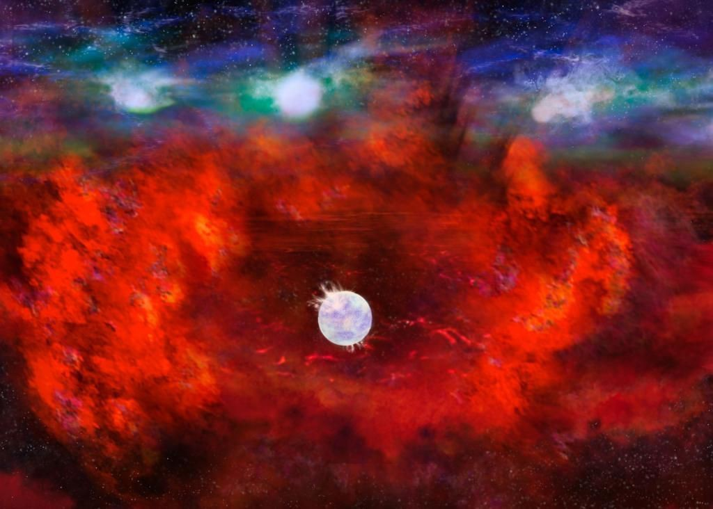 Scientists May Have Just Found The Youngest Neutron Star Ever