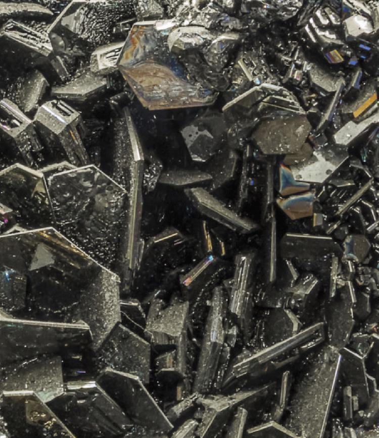 New Chip Material Makes Solar Shine Like A Diamond