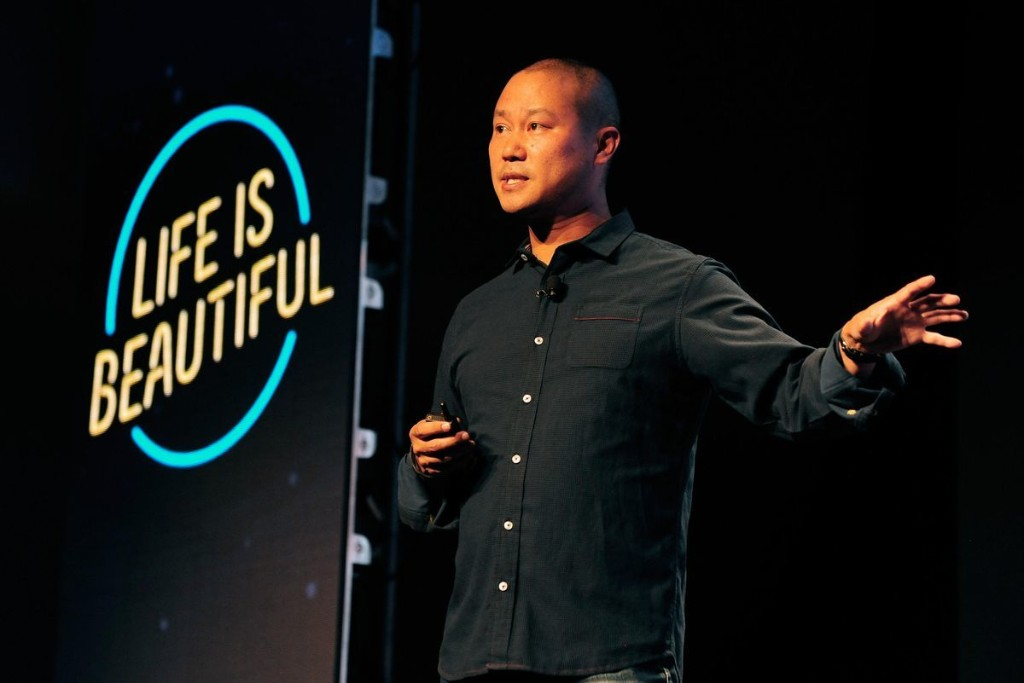 How Tony Hsieh Built Zappos - In His Own Words