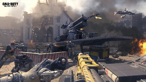 Watch The First 'Black Ops 3' Gameplay Trailer, New Details Revealed