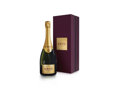 Wines Of The Week: Champagne Krug Grande Cuvée And Ridge Vineyards Lytton Estate Syrah