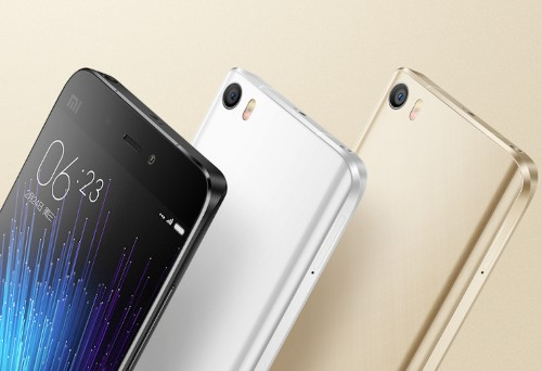 Xiaomi Boldly Undercuts Samsung And Apple With $300 Mi5