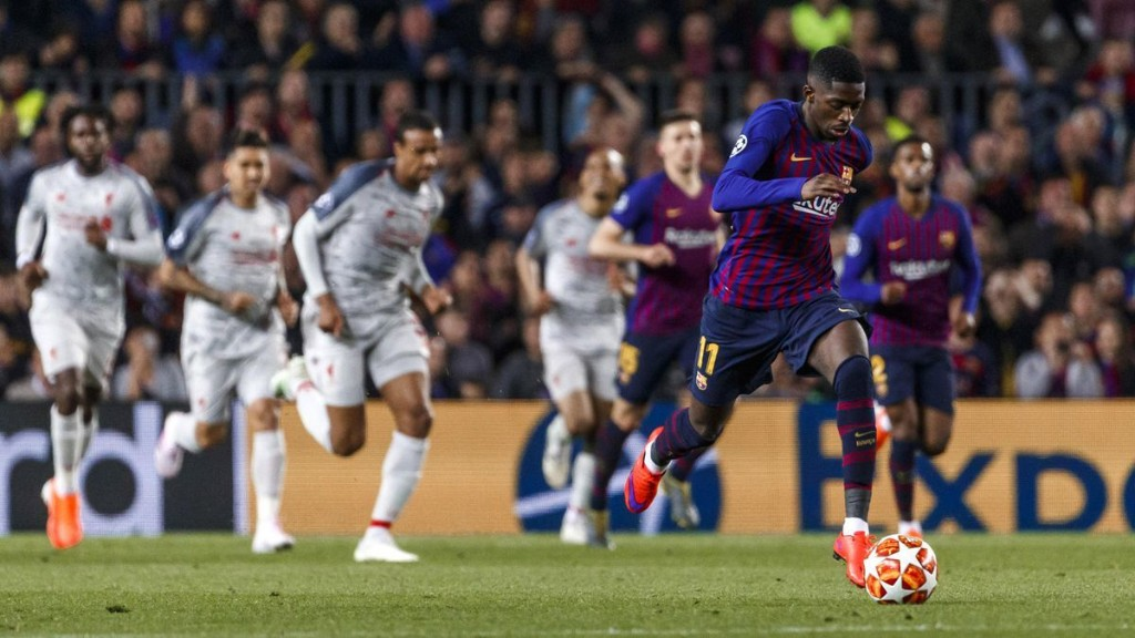 Liverpool Boss Klopp Requests FC Barcelona's Dembele On Loan, Report Claims