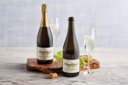 Harry & David Launch A Sparkling Wine