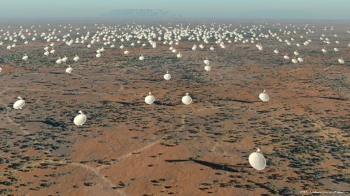 The Future Of Astronomy: Thousands Of Radio Telescopes That Can See Beyond The Stars