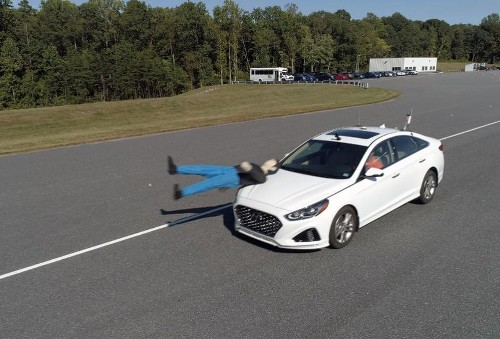 Which Mid-Size Cars Have The Best Pedestrian Crash Prevention Systems?