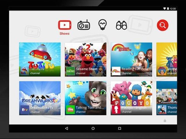 YouTube To Launch An App For Kids On February 23
