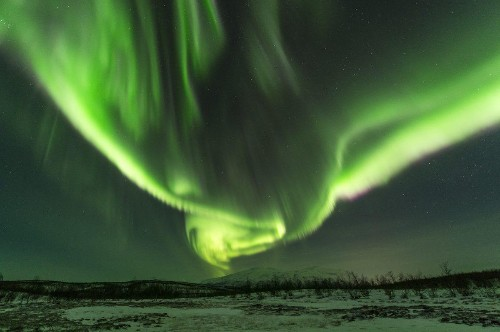 Want To See The Northern Lights? Then It's Time To Visit Lapland