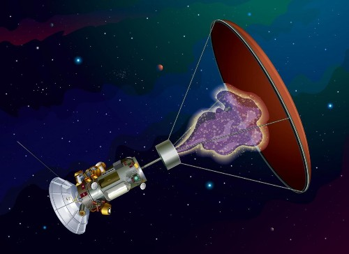 Antimatter Space Propulsion Possible Within A Decade, Say Physicists