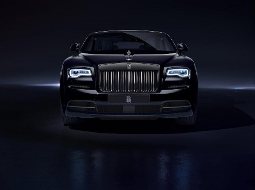 Rolls-Royce Dawn Black Badge Debuts At 2017 Goodwood Festival Of Speed