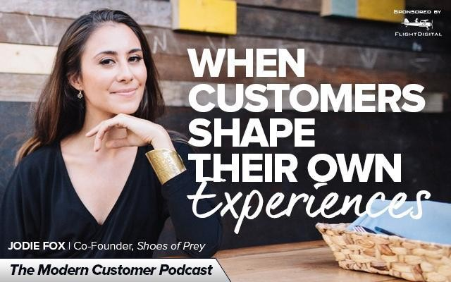 When Customers Shape Their Own Experiences