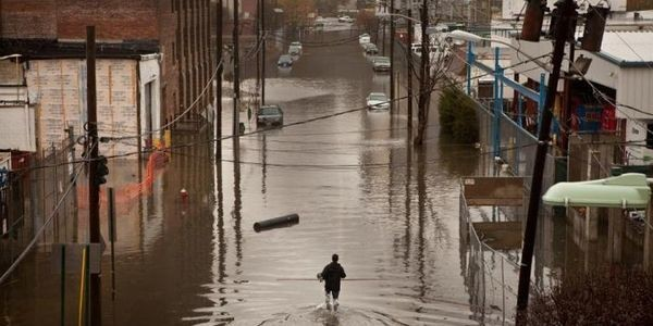 Insurers Will Be Hard-Hit By Climate Change But They're Not Investing In The Low-Carbon Economy