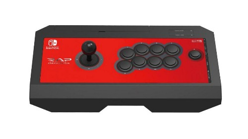 The Nintendo Switch Will Be Getting A Proper Arcade Stick