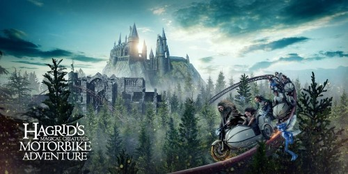 Universal Orlando Announce Details Of New 'Harry Potter' Thrill Ride