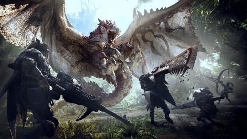 Xbox Game Pass Adds 'Monster Hunter World', 'Prey' And Four More Titles To Line Up