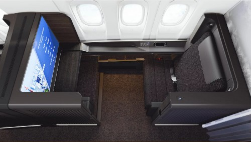 ANA Shows Off Stunning New First Class And Business Class Seats