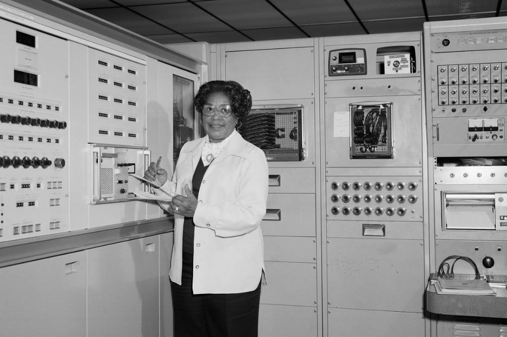 NASA Renamed Its Headquarters For 'Hidden Figure' Mary Jackson