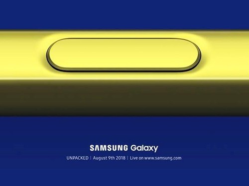 Samsung To Unveil Flagship Galaxy Note 9 On August 9 In New York