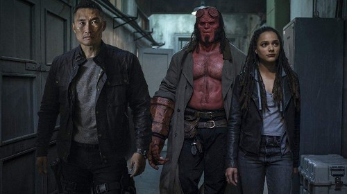 Review: 'Hellboy' Fails As Badly As 'Fantastic Four,' 'Amazing Spider-Man' And 'Incredible Hulk'