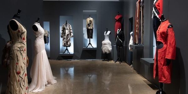 World's Largest Alexander McQueen Collection Alongside Cherished Photos Reveal The True Artist